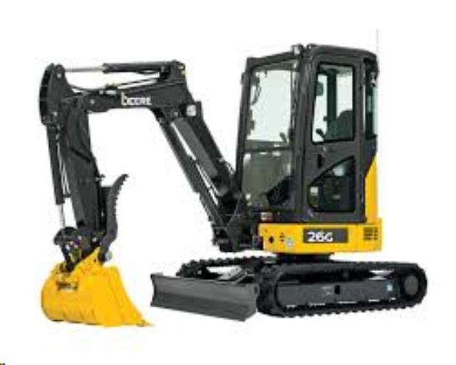 Where to find CRAWLER, EXCAVATOR INVENTORY in Yucca Valley