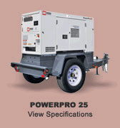 Where to find GENERATOR, 25 KVA, Diesel in Yucca Valley