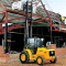 Where to rent FORKLIFT, 6000LB JCB 930 in Yucca Valley CA
