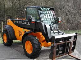Where to find FORKLIFT, 5000LB, JCB 524-50 in Yucca Valley